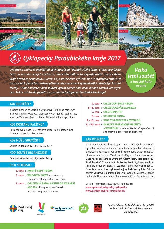 cyklopecky pardubického kraje 2017