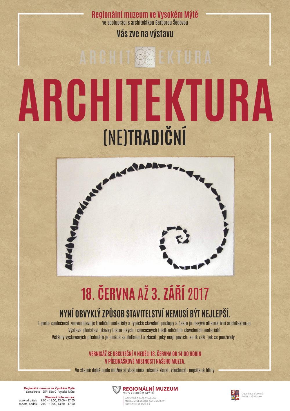 (ne)tradiční architektura
