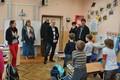 Hejtman Martin Netolický na návštěvě ve škole v Kameničkách