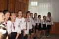 Jako poděkování si žáci připravili československé písně