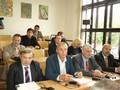 Pohled na účastníky konference