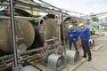 Představení nových bezpečnostních opatření u zásobníků odpadních kyselin